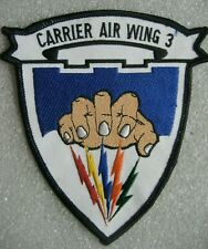 /US NAVY Patch Carrier Air Wing Three,USS D.Eisenhower