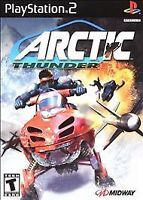 Arctic Thunder (Sony PlayStation 2, 2001)  COMPLETE   TESTED    FAST SHIP   PS2