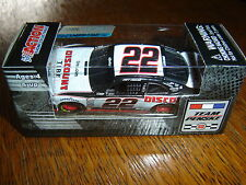 2016 JOEY LOGANO #22 DISCOUNT TIRE MUSTANG 1:64 FREE SHIPPING