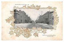 Ontario Posted Pre - 1914 Collectable Canadian Postcards
