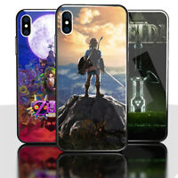 The Legend of Zelda Printed Hard Phone Case Handyhülle Hülle Für IPhone 6 7 8 X