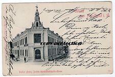 alte Ak 1904, Friedland in Böhmen, Kaiser Franz Josefs Landwirtschafts Haus