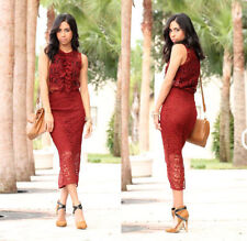 Zara Knee Length Plus Size Straight, Pencil Skirts for Women