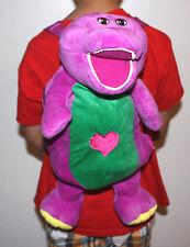 Barney Plush Backpack