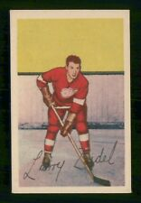 LARRY ZEIDEL RC 1952-53 PARKHURST 1952-53 NO 91 EX+ 24745