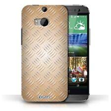 Étuis, housses et coques HTC One M8 en métal pour téléphone mobile et assistant personnel (PDA)