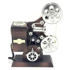 Vintage Filmstrip Movie Projector Plastic Music Box Music for elise classical