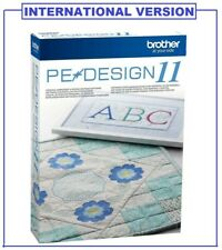 Pe Design 11 - Embroidery Software + Free Gift â­�Full Versionâ­�