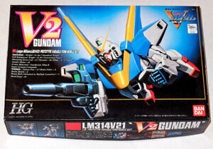 Bandai 1/100 HG V2 Gundam LM314V21 Model kit