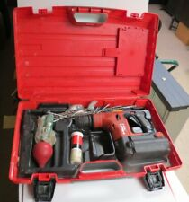 Hilti Cordless TE 6-A 36V Rotary Hammer with battery and extra bits  No charger