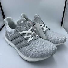 NEW Adidas Reigning Champ x UltraBoost 3.0 Men's Size 7 Grey/White BW1116