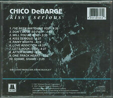CHICO DeBARGE - Kiss Serious