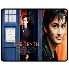 Doctor Who David Tennant TV Series Blanket Bed Gift