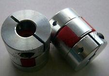 BF 10mm x 12mm CNC Flexible Plum Coupling Shaft Coupler D25 L30