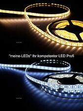 12V u. 24V LED Streifen, Leiste, Stripe, Band Warmweiss Kaltweiss Ultra hell