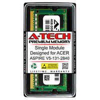 4GB PC3-12800 DDR3 1600 MHz Memory RAM for ACER ASPIRE V5-131-2840
