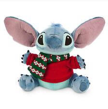 """Disney Plüsch """"STITCH"""" aus Lilo und Stitch , im Winteroutfit ...Neu.."""