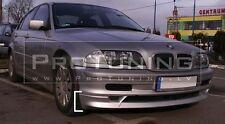 BMW E46 98-02 Front Bumper spoiler lip splitter Chin tuning Saloon Touring