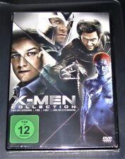 X-MEN COLLECTION DVD 4 DISC SET SCHNELLER VERSAND NEU & OVP