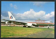 C1980's - American Airlines Boeing 767-223 ER Aircraft