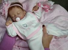 """I LOVE MOMMY!""- Adorable 17"" Collectors Life Like Baby Girl Doll + 2 Outfits"
