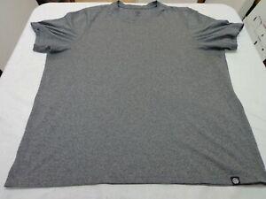 REI Men's XL  Charcoal  Gray Polyester  Basic T-Shirt