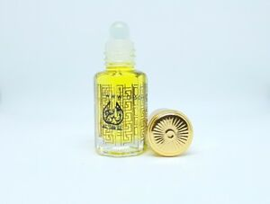 2x 6ml Golden Dust Musk Arabian Attar Ittar Itr Oil Perfume Vanilla