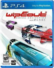 Wipeout Omega Collection PS4 PlayStation 4 Brand New