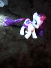 My Little Pony Story Feature Rarity the Unicorn Horn lights up!
