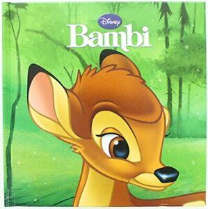 Disney Classic Bambi Hardcover Book