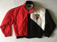 RARE Vintage Authentic Chicago Bulls Swingster Jacket 1990s Coat XL