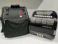 Hohner Club Morino N, cassotto, C-F, Black in good condition