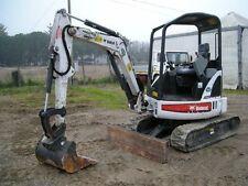 Bobcat 428 Mini Escavatrice Workshop Manuale