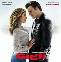 CD Album John Powell Gigli Ben Afflek, Jennifer Lopez Original Soundtrack Score