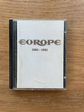 Minidisc Europe 1982 - 1992 album music
