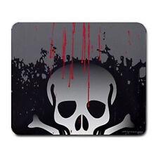 Skull Crossbones blood Large Mousepad Mouse Pad Great Gift Idea