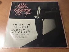 "Eddie Money - Think I'm In Love - USA 7"" 45rpm record"