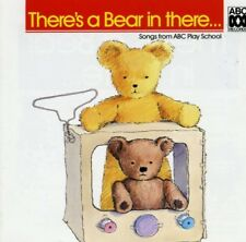 PLAY SCHOOL There's A Bear In There CD - Songs From Play School