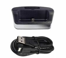 Dual USB Charging Cradle With Battery Slot for Galaxy Note 4 NEW (S)