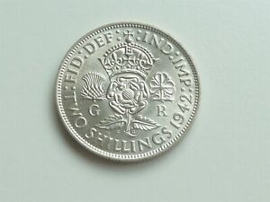 1942 2/- TWO SHILLINGS VERY HIGH GRADE
