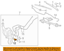 GM OEM Wiper Washer-Windshield-Fluid Level Sensor 84100299