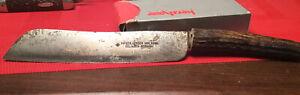 friedr. herder abr. sohn solingen germany Knife Vintage