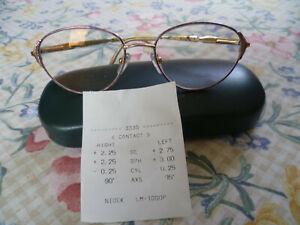 Brille Damen mit Sehstärke s. Text
