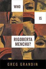 Who Is Rigoberta Menchu?-ExLibrary