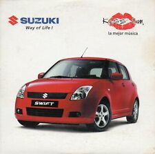 "YAZOO - NACHA POP - WHITESNAKE - LUZ CASAL ""SUZUKI WAY OF LIFE"" RARE PROMO CD"
