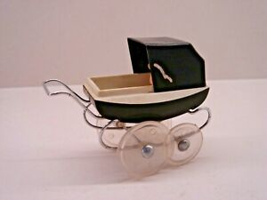 Vintage Tri-ang Pushchair for Dolls House Models by SPOT ON