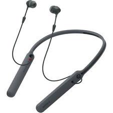 Sony WI-C400/B Wireless Bluetooth Neckband Earbuds Headphones w/Mic Black #10