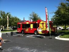 Great 2000 Diesel Gillig Low Floor Mobile Kitchen Bus/Fully Loaded Food Truck fo