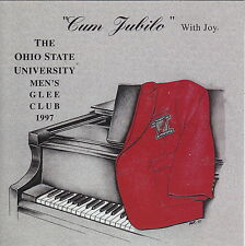 Cum Jubilo by The Ohio State University Men's Glee Club (CD, 1997)
