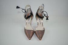 New Sophia Webster for J.Crew Pippa Heels Shoes Size 6.5 MSRP $620